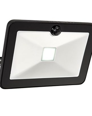 Saxby 30w Led Flood Light with pir Detector