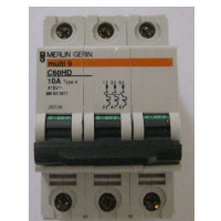 C60HD316 3P Merlin Gerin MCB