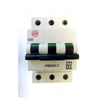 PSB320-C 32A TP MCB