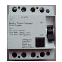 LN 5725 Circuit Breaker MK