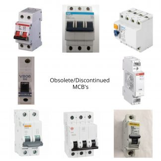 Obsolete/Discontinued MCB's