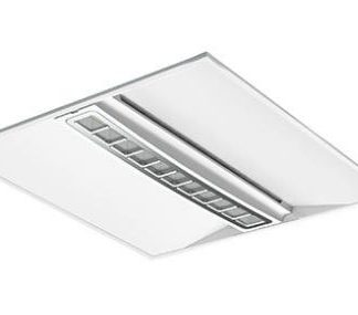 GRIDLINE DUO LED INDIRECT RECESSED MODULAR 37W WHITE