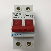 ISS 100/2H 100A Protek
