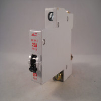 Bill 20 Amp 1 P Type c T201C