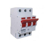 125SW3 125Amp TP Isolator Incomer