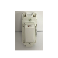 4469 20A DP Switch Crabtree- Marked ON