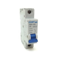 CHINT NB1-63 C6 MCB NB1-63CH1P06 Chint 6A C-curve NB1-63-C6-1P