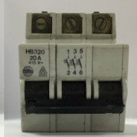 Wylex-HB320-USED