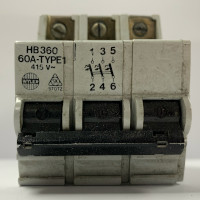 Wylex-HB360-USED